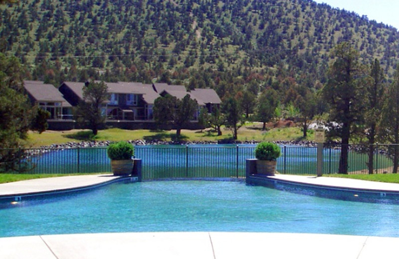 Outdoor Pool at Eagle Crest Resort