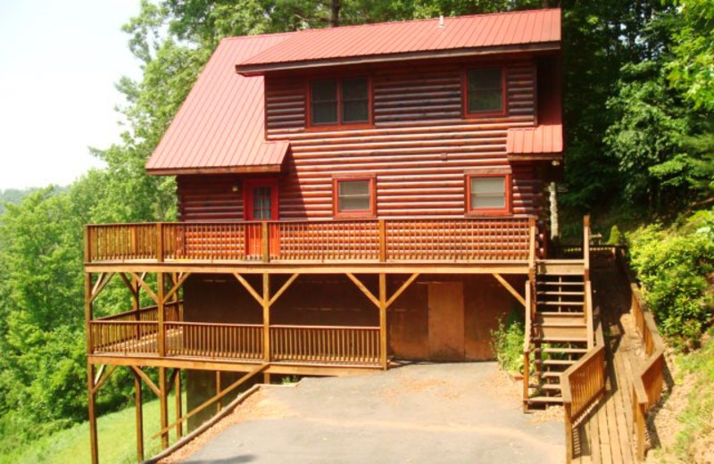 Cabin at Blue Ridge for Rent