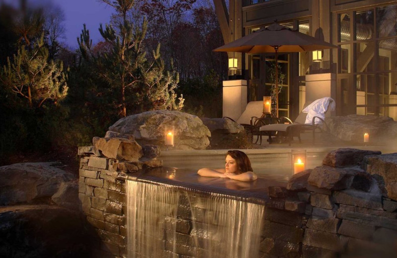 Spa near Woodloch Resort.