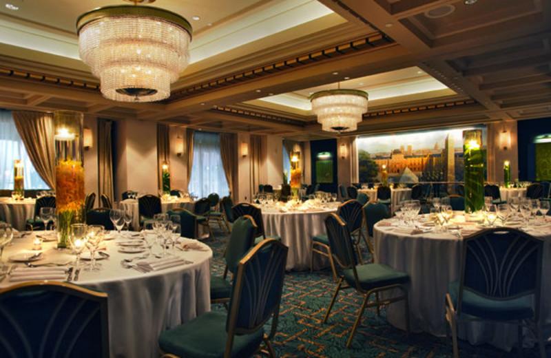 Event dining at Sofitel Washington D.C. Lafayette Square.