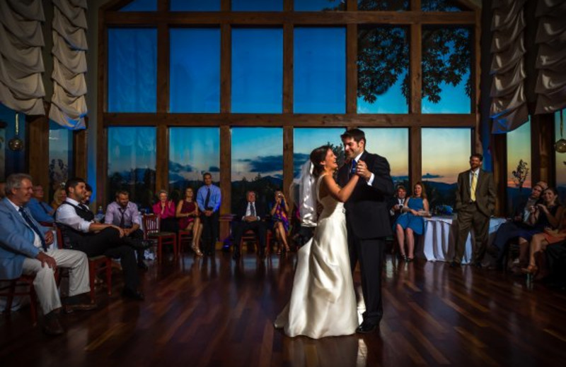 First Dance at Crestwood Resort & Spa