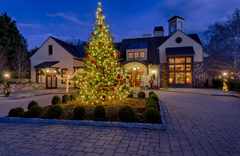 Christmas at Boar's Head Resort.