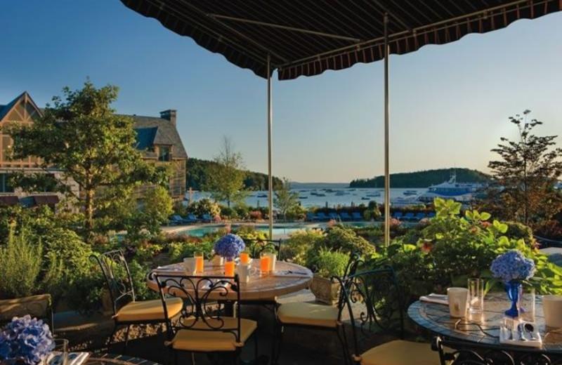 Beautiful View at Harborside Hotel