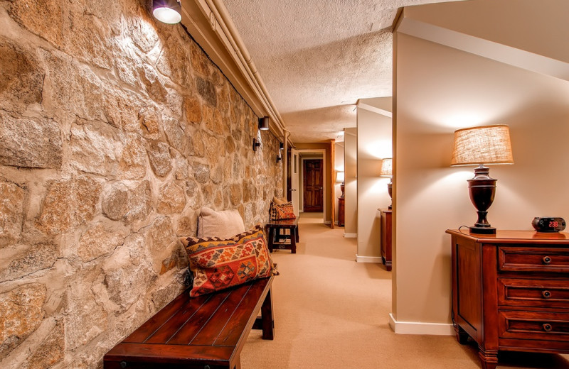 Men's Alpine Dorm at Snowpine Lodge.