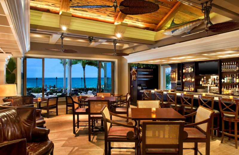 Dining at Sunset Key Guest Cottages, a Luxury Collection Resort.