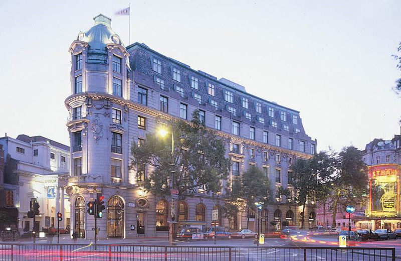 Exterior view of One Aldwych.