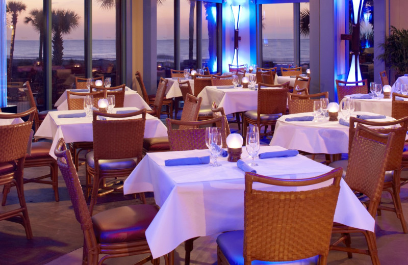Dining Tables at  The Westin Hilton