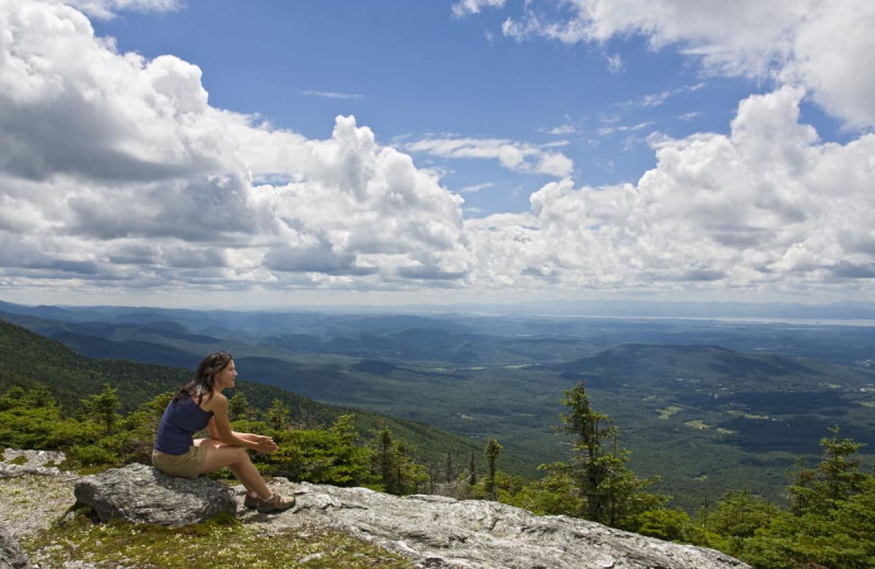 Mountain view at Stowe Vacation Rentals & Property Management.