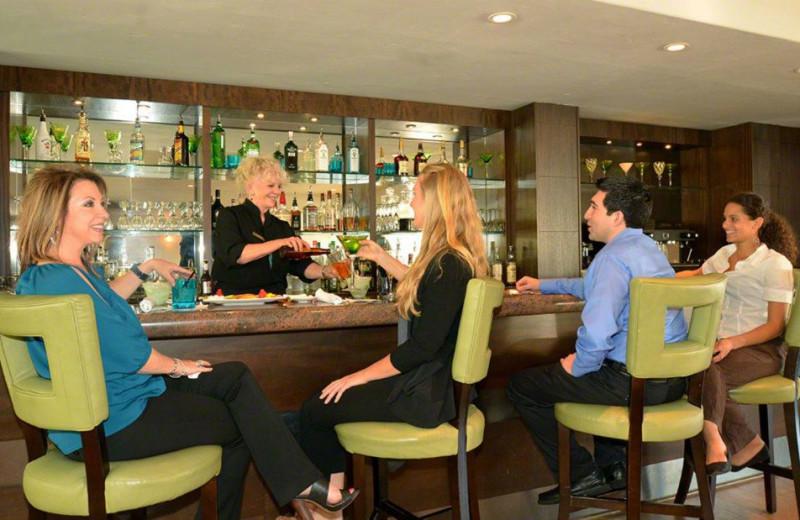 Bar at Carmel Mission Inn