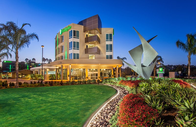 Exterior view of Holiday Inn San Diego - Bayside.