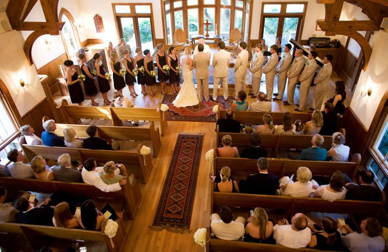 Weddings at Bald Head Island Limited.