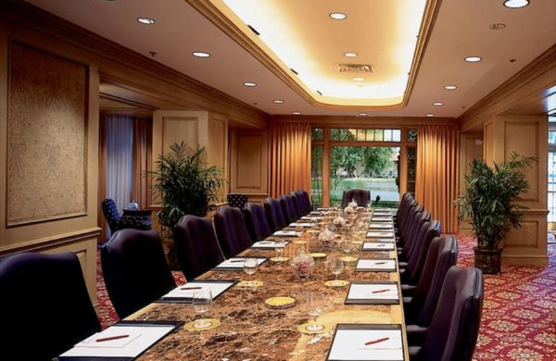 Meeting room at The Broadmoor.