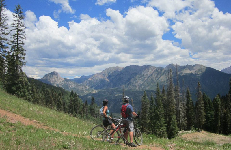 Biking at Durango Mountain Resort