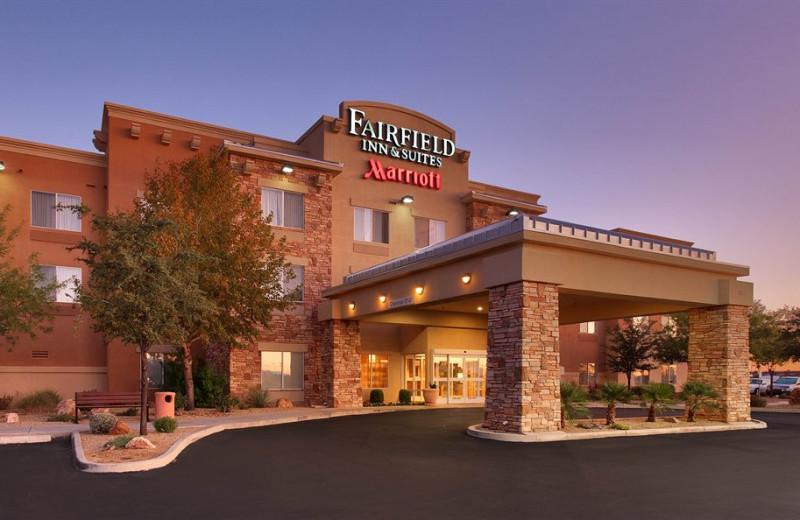 Exterior view of Fairfield Inn & Suites Sierra Vista.