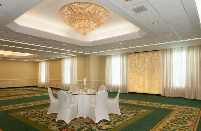 Conference center at Southway Hotel & Conference Centre.
