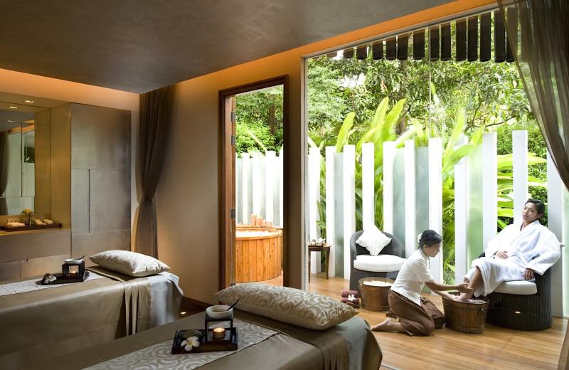 Spa at The Sukhothai.