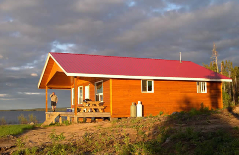 Cabin at Mattice Lake Outfitters