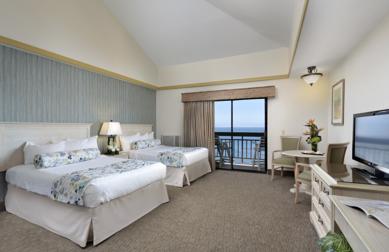 Enjoy plenty of space at Best Western Plus Shelter Cove Lodge