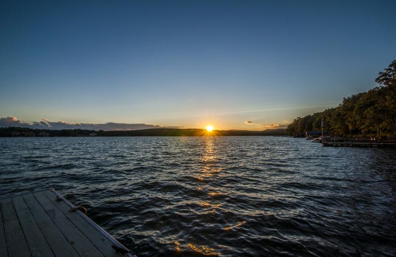 Deep Creek Lake Sunset