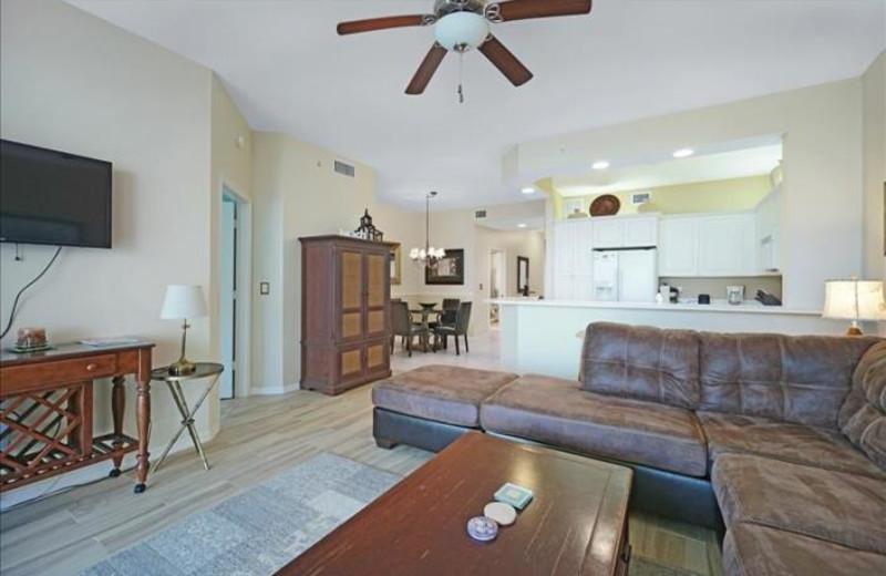 Rental interior at Phase III Real Estate.