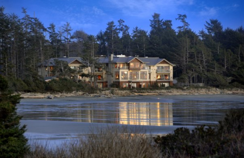 Exterior view at Long Beach Lodge Resort.