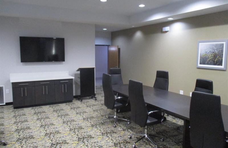 Meeting room at BEST WESTERN Plus Lampasas.