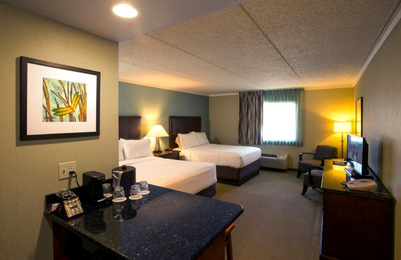 Guest room at Zehnder's of Frankenmuth.