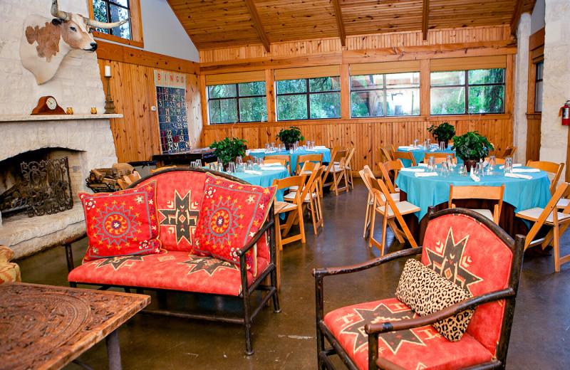 Meetings at The Retreat at Balcones Springs.