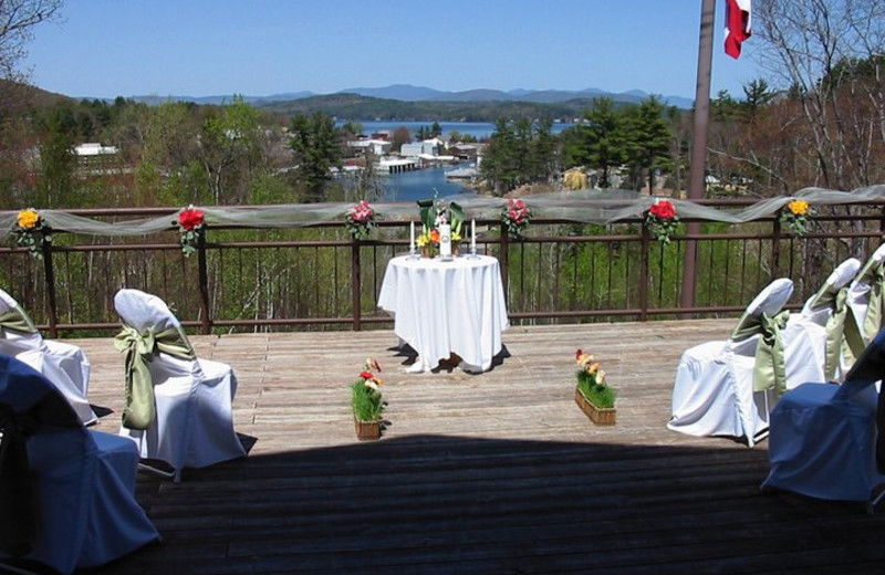 Weddings at Summit Resort.