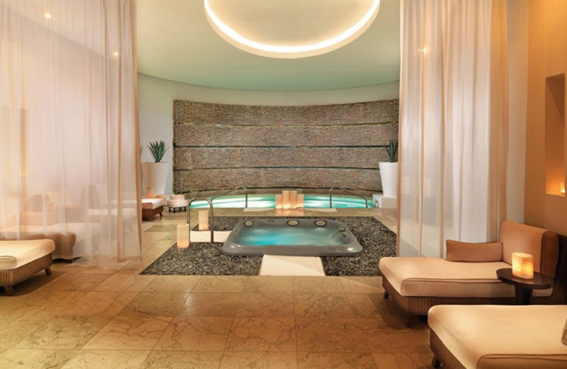 Spa at Le Blanc Spa Resort All Inclusive.
