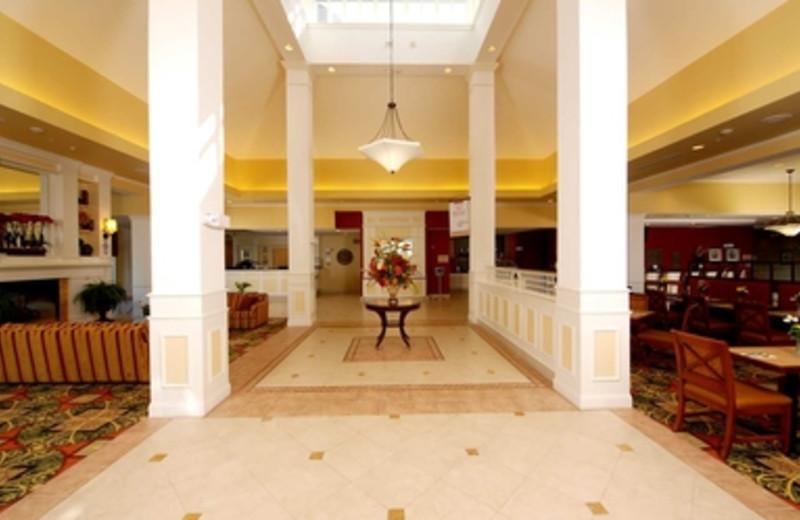Entrance at Hilton Garden Inn Myrtle Beach