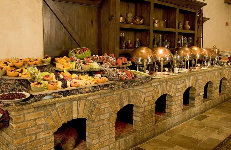 Buffet at The Lodge At Vail.