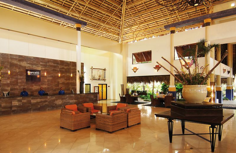Lobby View at Barceló Dominican Beach