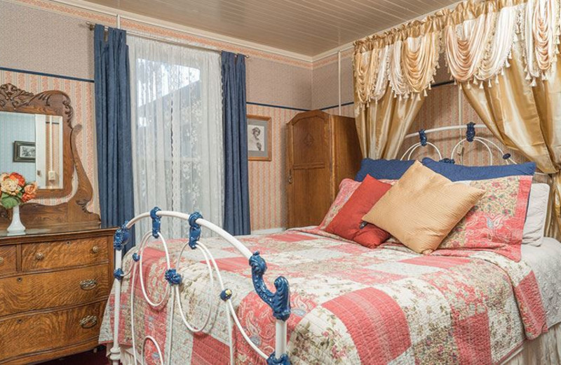 Guest Room at The Julian Gold Rush Hotel
