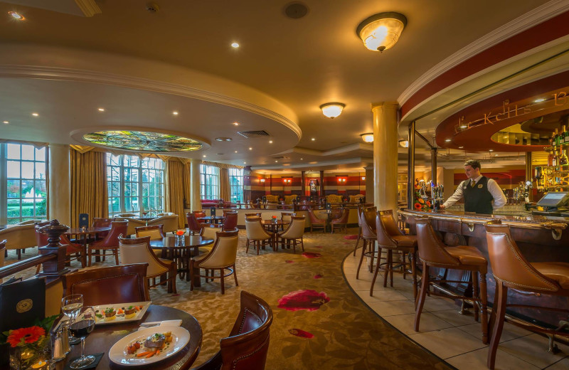 Bar at Slieve Russell Hotel Golf and Country Club.