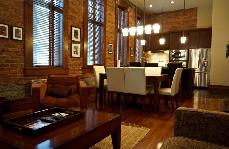 Interior at the 901