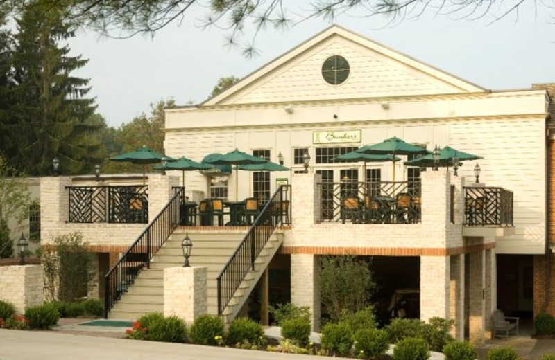 Bunker's Sports Bar at The Resort at Glade Springs
