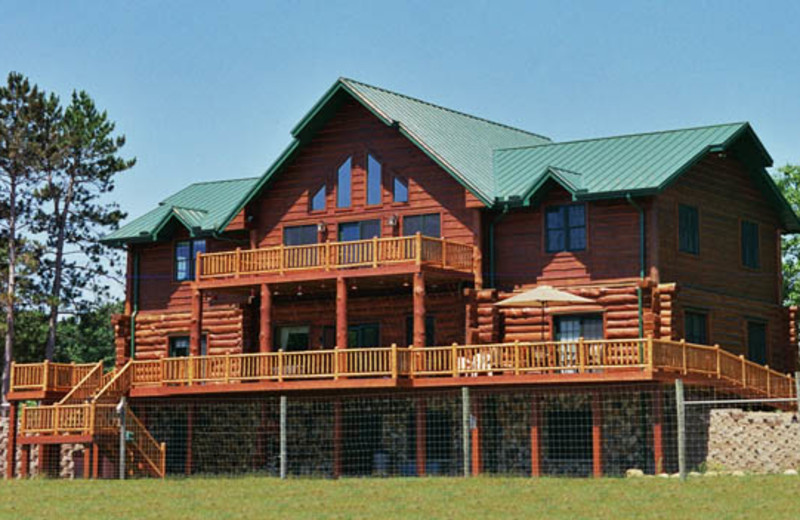 Exterior view of Deer Haven Acres.