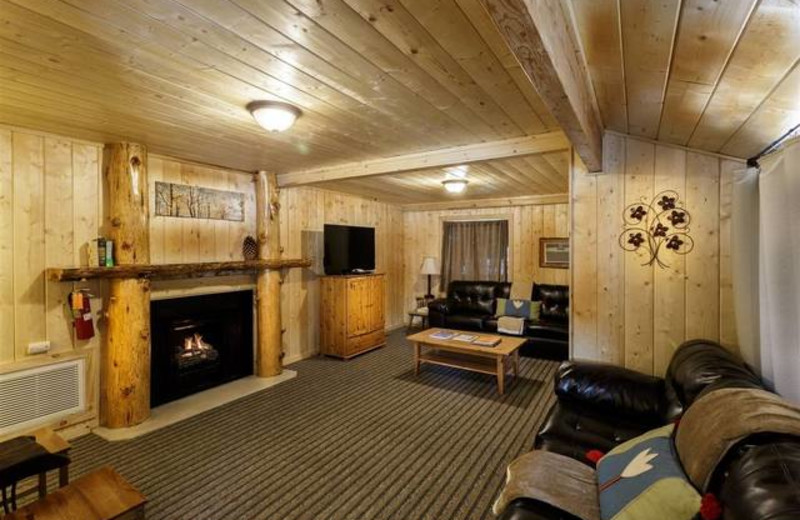 Cabin Accommodations at Sleepy Hollow Cabins & Hotel