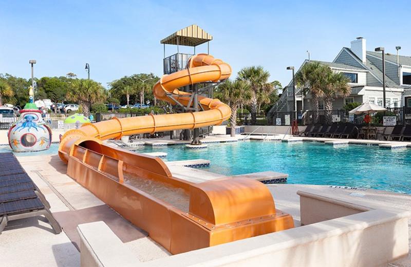 Waterpark at Caribbean Resort & Villas.