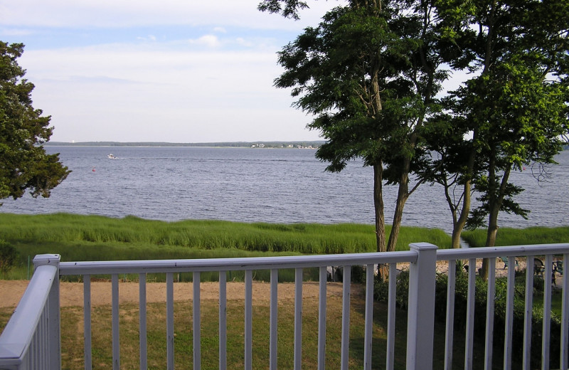 View from Shorecrest Beach House.