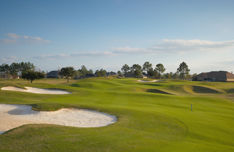 Golf near Gulf Shores Rentals.