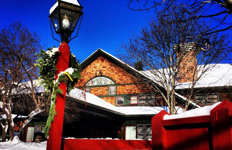 Holiday season at Stonehedge Inn & Spa.