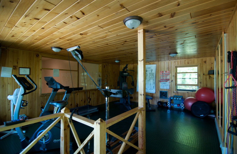 Ludlow's Island Fitness Center