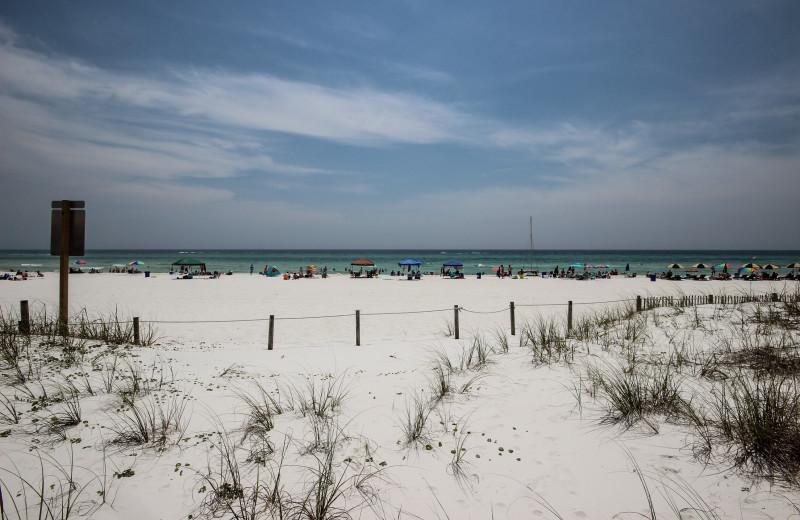 Beach at Resort Destinations.