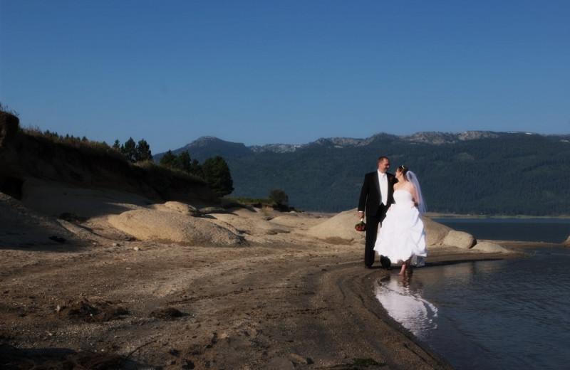 Wedding at The Ashley Inn.