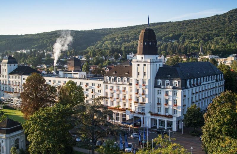 Exterior view of Steigenberger Bad Neuenahr.