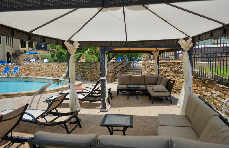 Cabana Rentals at Tanglewood Resort and Conference Center.