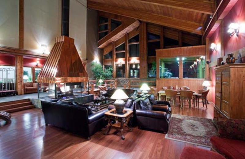 Lobby at Holiday Inn Apex Vail