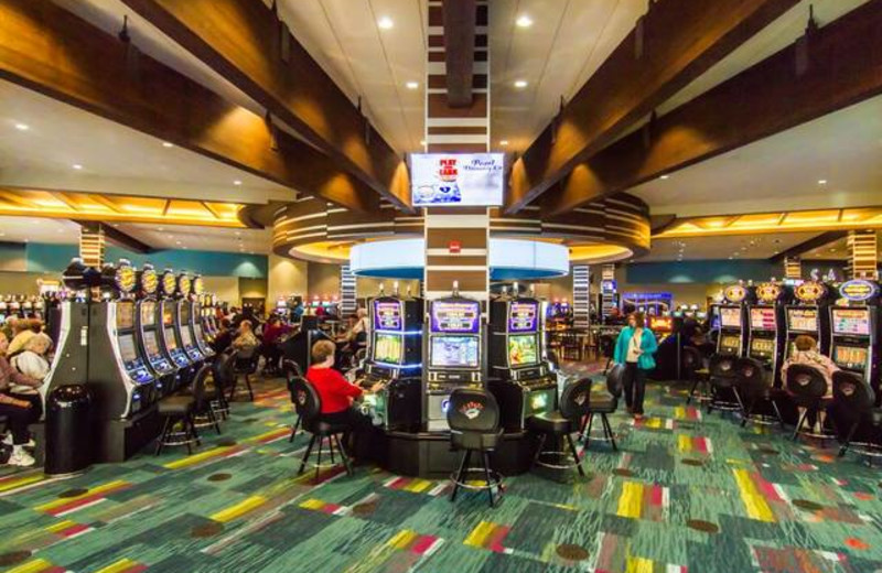 Casino at Jackpot Junction.